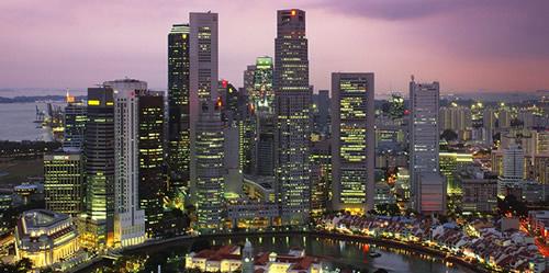 veduta singapore