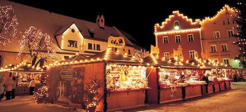 Vacanze di Natale in Umbria: tra mercatini, concerti e presepi viventi